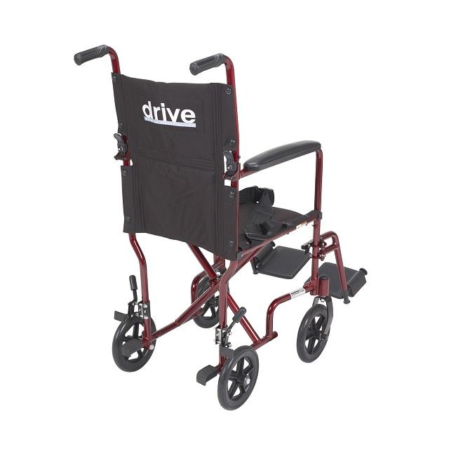 Drive Medical Lightweight Transport Chair Drive Medical