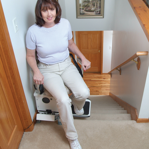 Summit Indoor Stair Lift