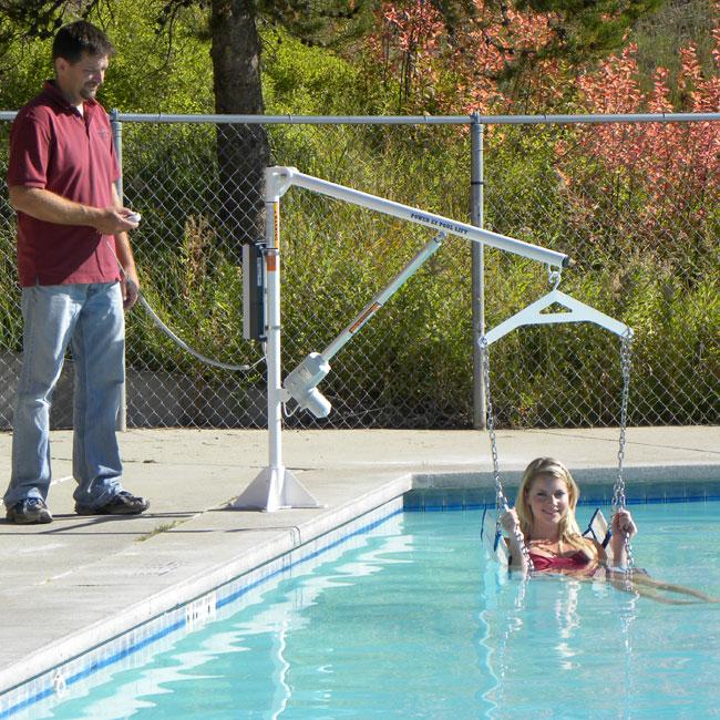 Aqua Creek Power Ez2 Pool Lift Aqua Creek Power Pool Lifts