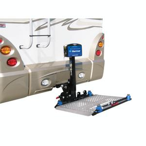 AL300RV RV Power Chair and Scooter Lift