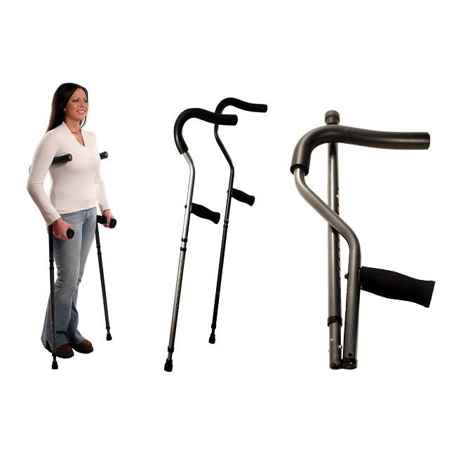 Millennial Crutch-Junior-Pair Standard Crutches