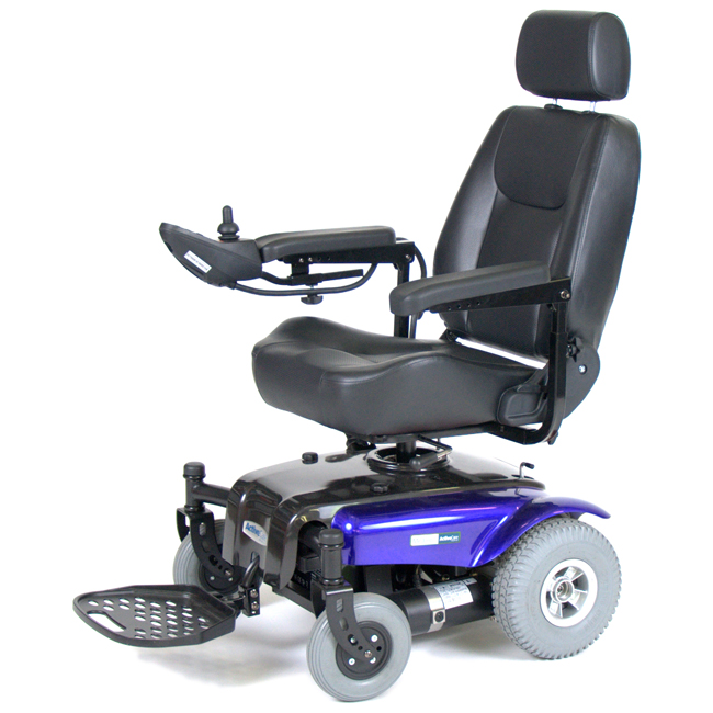 Activecare Medalist Power Wheelchair Activecare Full Size