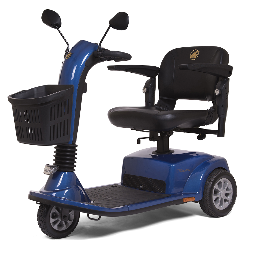 Companion 3-Wheel Scooter on