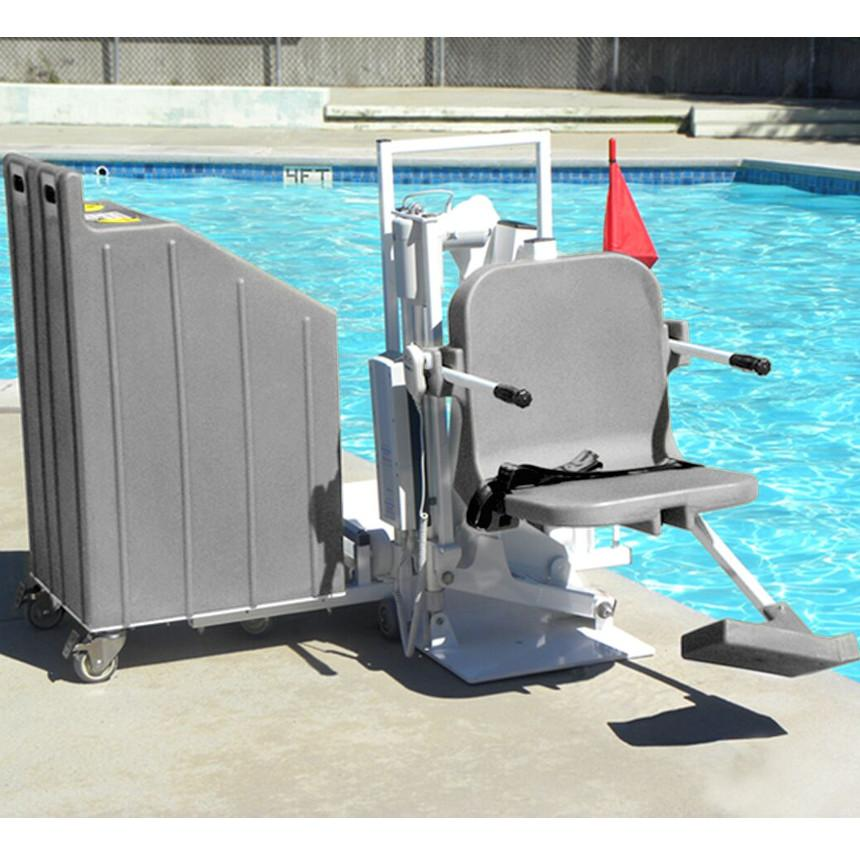 Patriot Portable Pool Lift