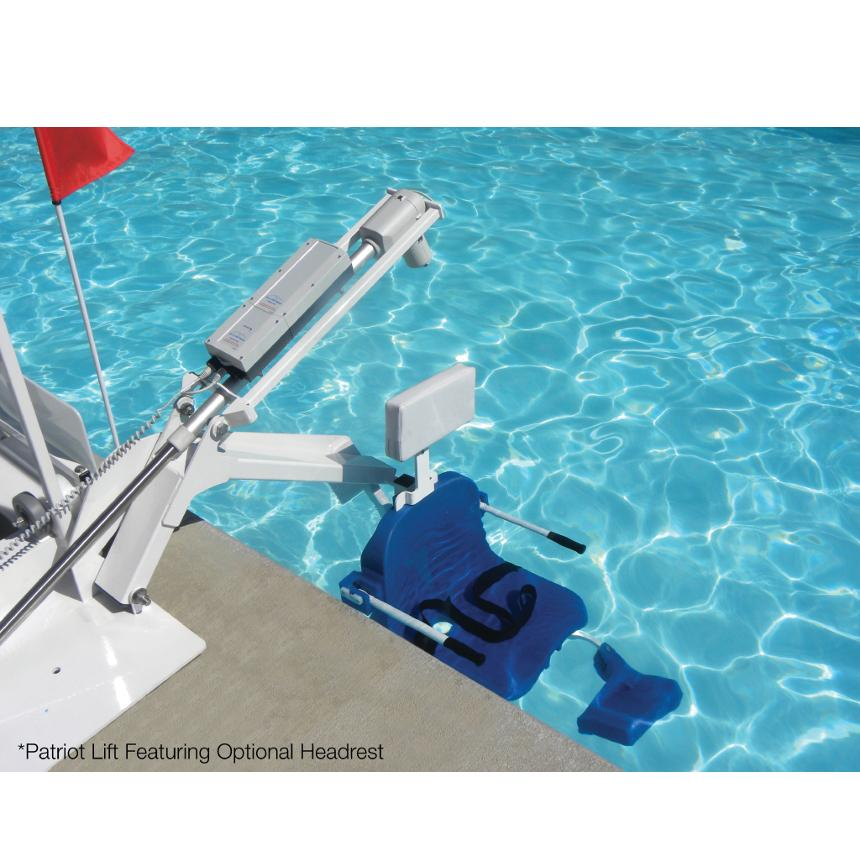Aqua Creek Patriot Portable Pool Lift Aqua Creek Power