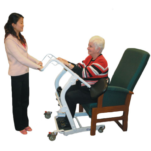 Bestcare Lifts Spryte Manual Stand Aid Bestcare Lifts