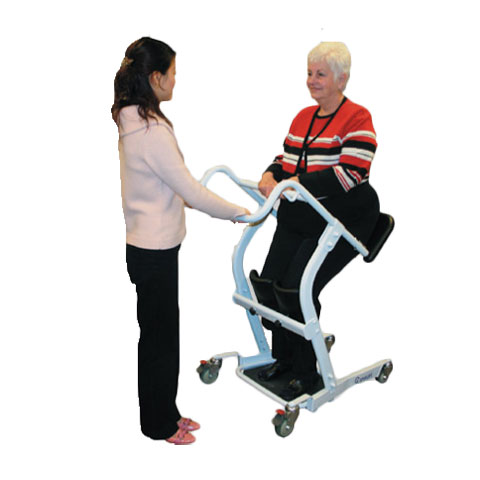 Bestcare Lifts Spryte Manual Stand Aid - Bestcare Lifts Stand-Up Patient Lifts
