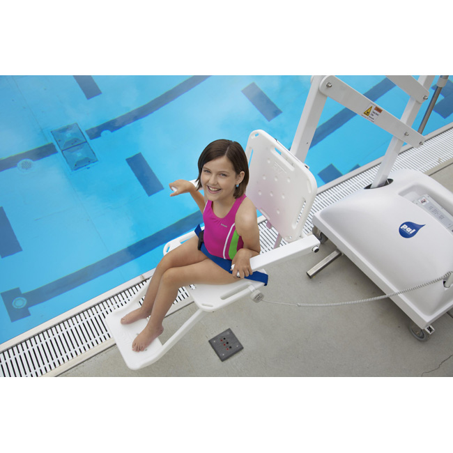 PAL-Portable Aquatic Lift