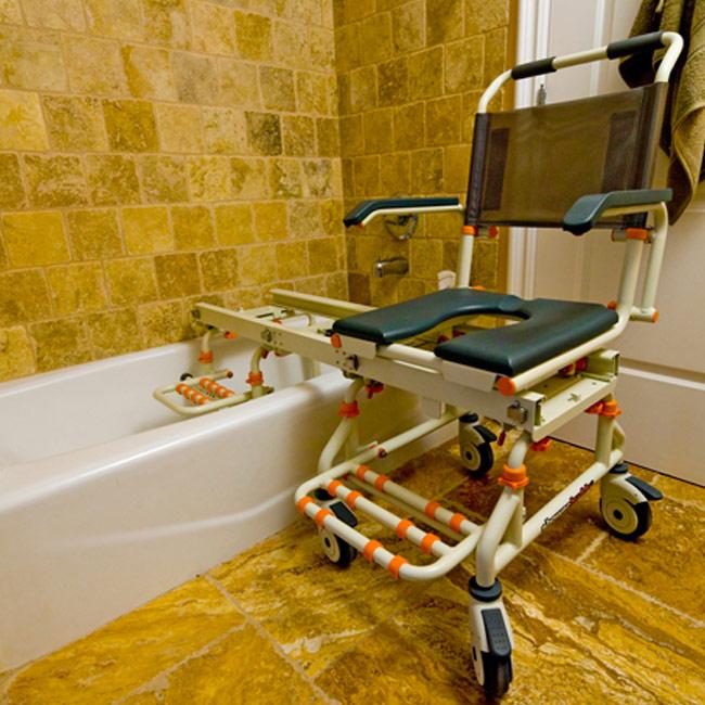 Showerbuddy TubBuddy - Showerbuddy Bathroom Transfer Systems