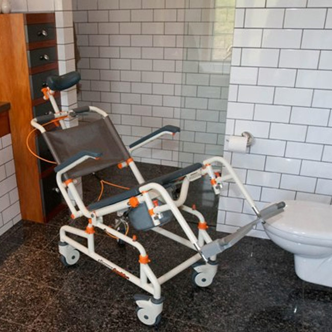 Roll InBuddy With Tilt Chair