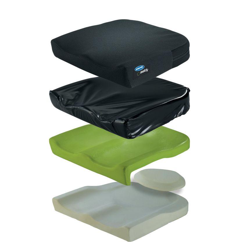 Invacare Matrx Vi - Invacare Foam Wheelchair Cushions