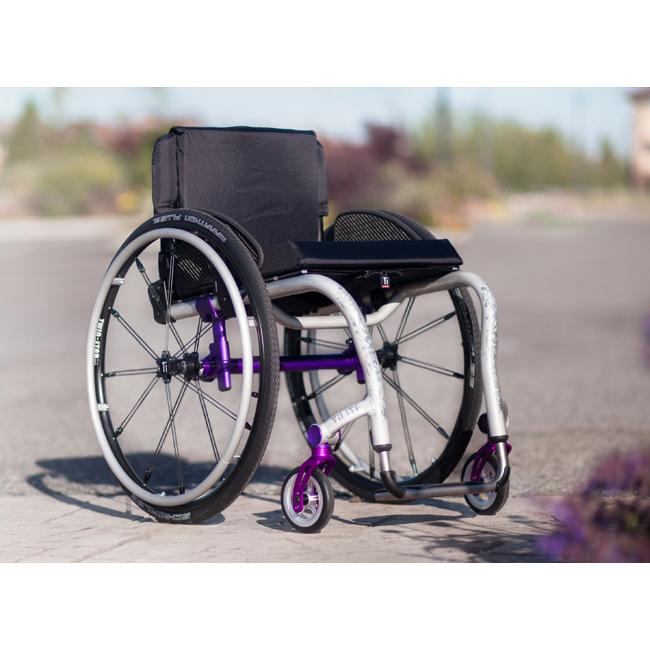 Low Car Ramps >> TiLite Aero Z Series 2 - TiLite Rigid Wheelchairs