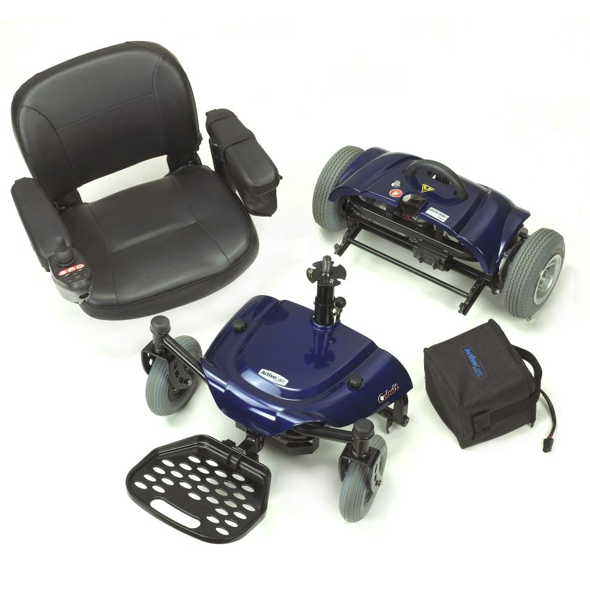 Drive medical cobalt drive medical travel portable Portable motorized wheelchair