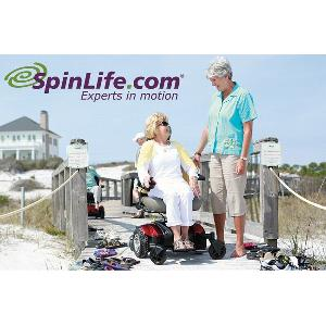 SpinLife Wheelchairs & Scooters out of 5 stars 90% positive in the last 12 months (88 ratings) We are the largest online dealer of mobility medical equipment .