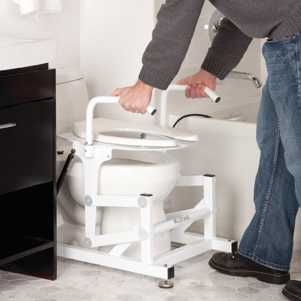 Liftseat Toilet Lift Liftseat Toilet Safety Frames