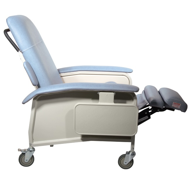Drive Medical 4 Position Clinical Care Recliner Drive