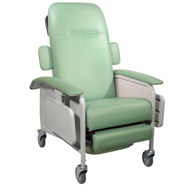 recliner dolce bariatric lumex recliners xw chair clinical geri indigo care