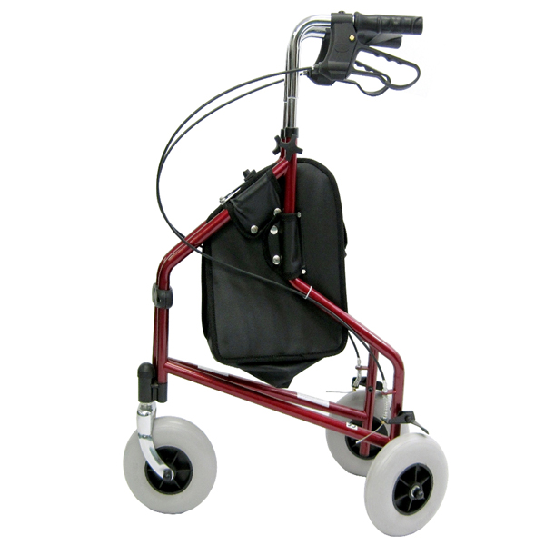 Karman Healthcare 3 Wheel Walker Karman Healthcare