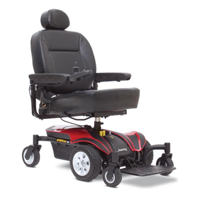 Pride Jazzy Elite 6 Pride Front Wheel Drive Power
