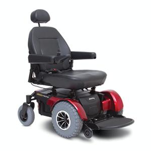 Jazzy 1450 Heavy Duty/High Weight Capacity Power Wheelchair