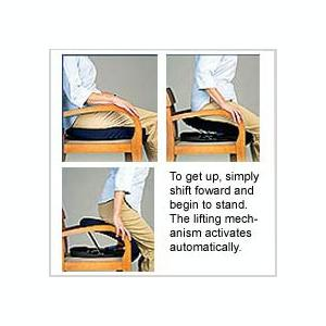 UPEASY Seat Assist Portable Lifting Seat Uplift Seat Assists