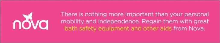 Nova Bath Safety & Daily Living Aids