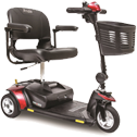 Go-Go Elite Traveler 3-Wheel