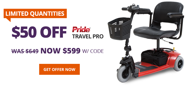 Travel Scooter Season Deal