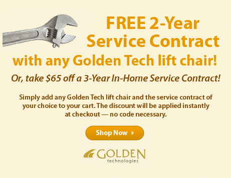 Shop All Golden Technologies Lift Chairs