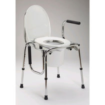 Guardian Commode: Drop Arm Commode