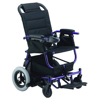 Boston orthotics inc Portable motorized wheelchair