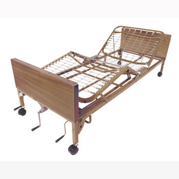 Ultra Light Manual Bed Frame
