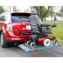 WheelChair Carrier Lift 'n' Go Outside Power Vehicle Lift