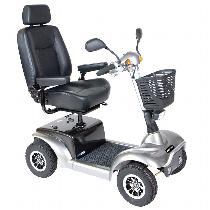 ActiveCare Prowler 4-Wheel Heavy Duty/High Weight Capacity Scooter