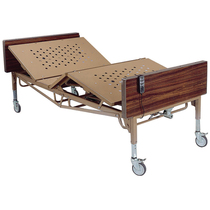 Drive Medical 600 lbs. Bariatric Full-Electric Bed Full-Electric Frame