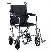Drive Medical Go-Kart Standard Transport Wheelchair