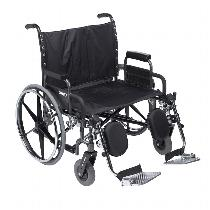 Drive Medical Sentra HD700 Heavy Duty/High Weight Capacity Wheelchair