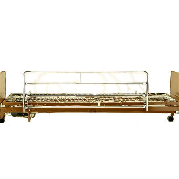 Reduced Gap Full Length Bed Rails - Pair