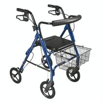 Drive Medical D-Lite Rolling Walkers W/Handbrakes