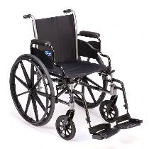 Invacare Tracer SX5 Quick Ship Lightweight Wheelchair