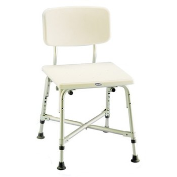 Bariatric Shower Chair with Back, each