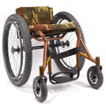 Invacare Top End Crossfire All Terrain