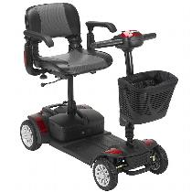 ActiveCare Spitfire EX 4-Wheel Travel Scooter