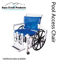 Aqua Creek Pool Access Chair Pool & Beach Wheelchairs