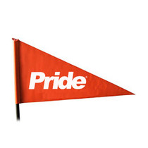 Pride Safety Flag Scooter Accessories