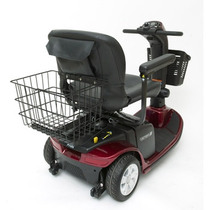 Pride Rear Basket, Large Square Scooter Accessories