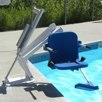 Aqua Creek Ranger Pool Lift with Anchor Power Pool Lifts