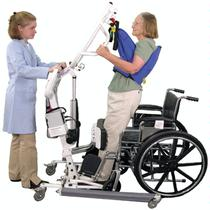 Bestcare Lifts Stella Stand Assist Deluxe Padded Sling Stand-Up Slings