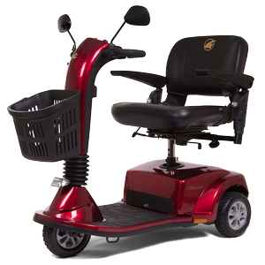 Golden Technologies Companion 3-Wheel Scooter 3-Wheel Full Size Scooter