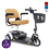 Pride Go-Go Elite Traveller 3-Wheel Mobility Scooter